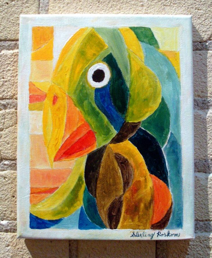 0156.parrot
